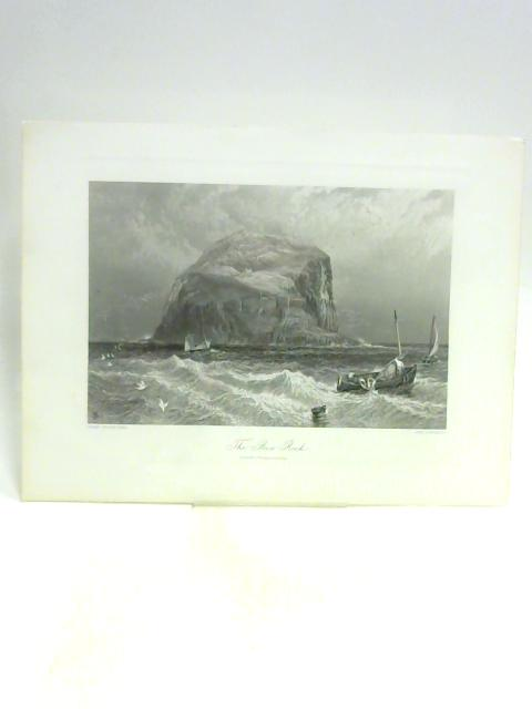 Print of 'The Bass Rock' By Foster & Godfrey