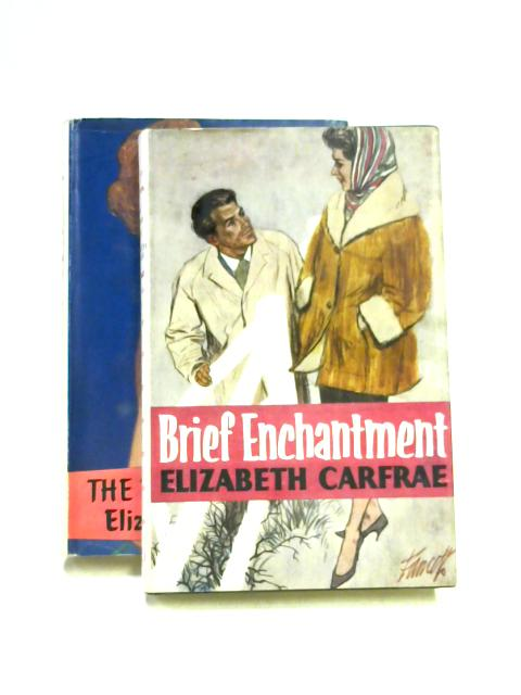 Brief Enchantment & The Treasure Room by Elizabeth Carfrae