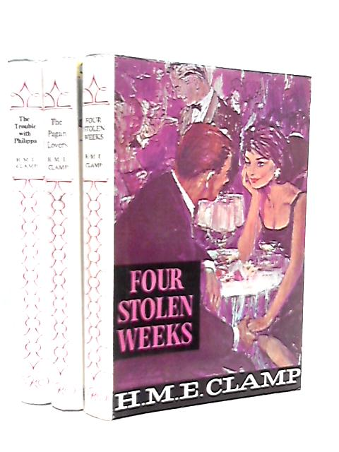 Set of 3 books by H. M. E. Clamp by H. M. E. Clamp