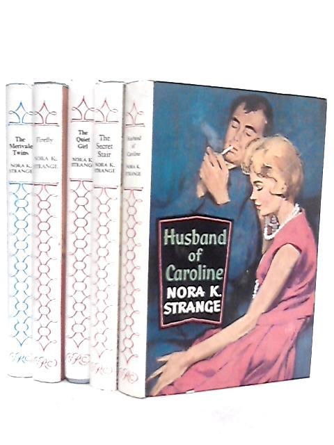 Set of 5 books by Nora K. Strange by Nora K. Strange