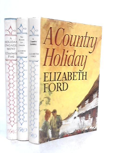 Set of 3 books by Elizabeth Ford by Elizabeth Ford