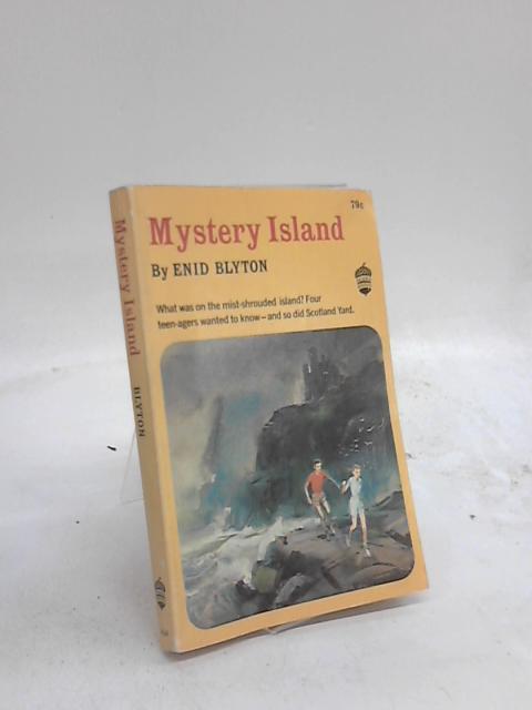 Mystery Island by Enid Blyton