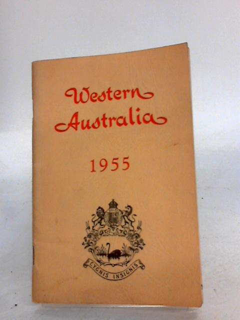 Western australia 1955 by Anon