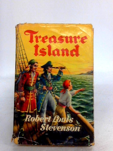 Treasure Island by R. L Stevenson