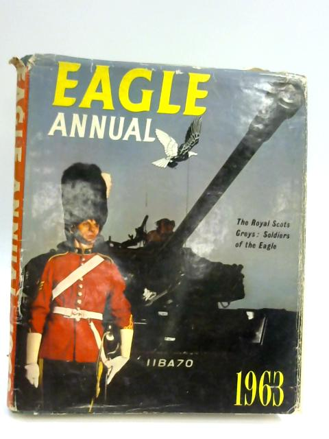 Eagle Annual 1963 by Unknown