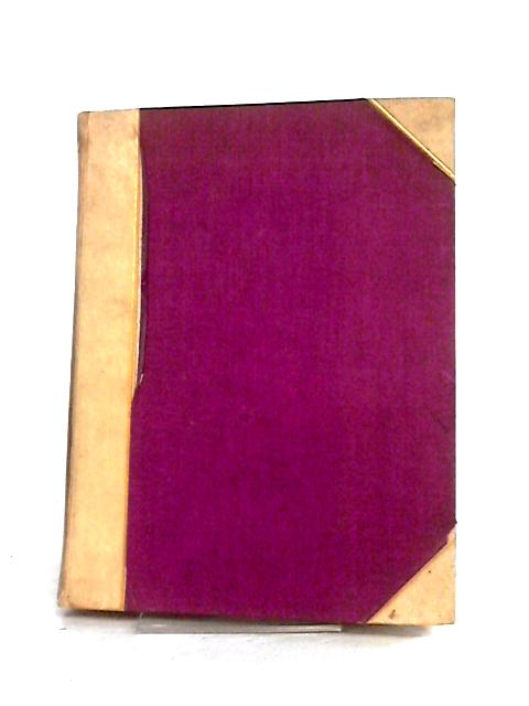 The Unpublished Letters of Charles Dickens to Mark Lemon by W. Dexter (ed)