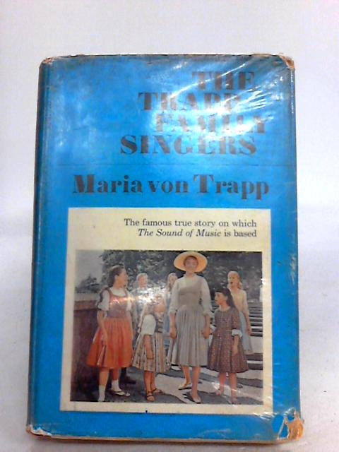 THE TRAPP FAMILY SINGERS by MARIA VON TRAPP