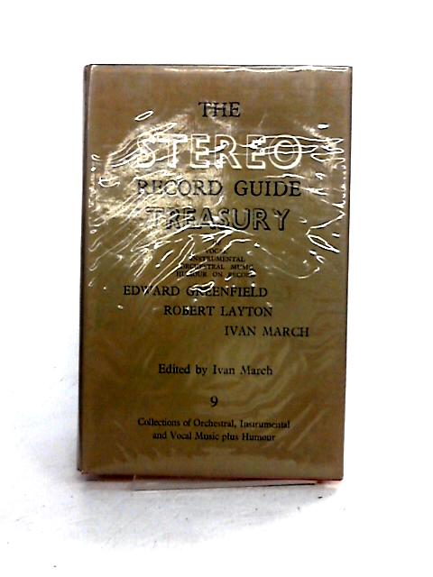 The Stereo Record Guide Treasury: Vol IX by Various