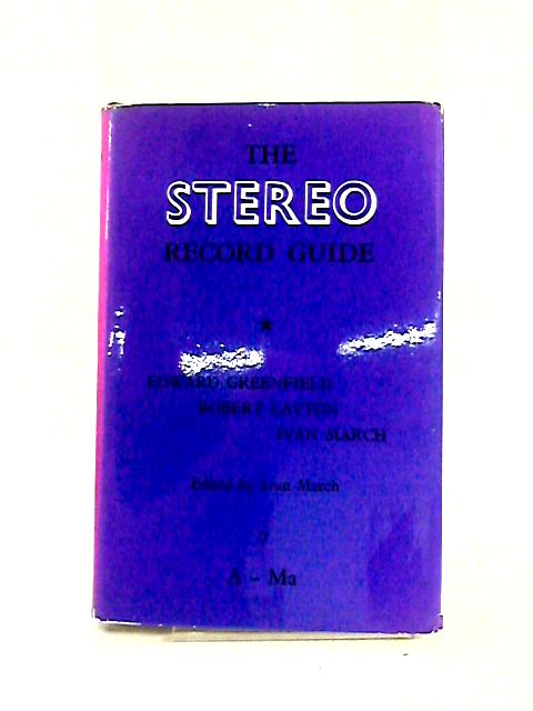 The Stereo Record Guide: Vol. VII by Various