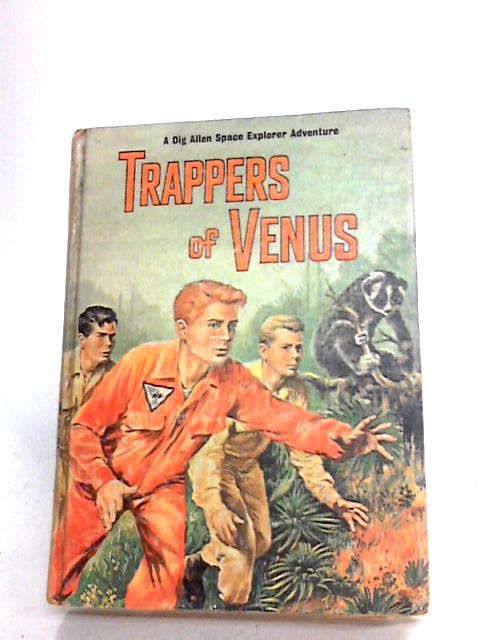 Trappers of Venus by Joseph Greene