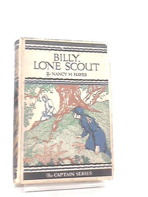 Billy, Lone Scout by Nancy M. Hayes