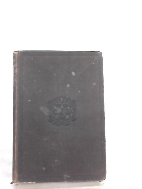 German Classics Vol III, Lessing, Goethe, Schiller by C. A. Buchheim