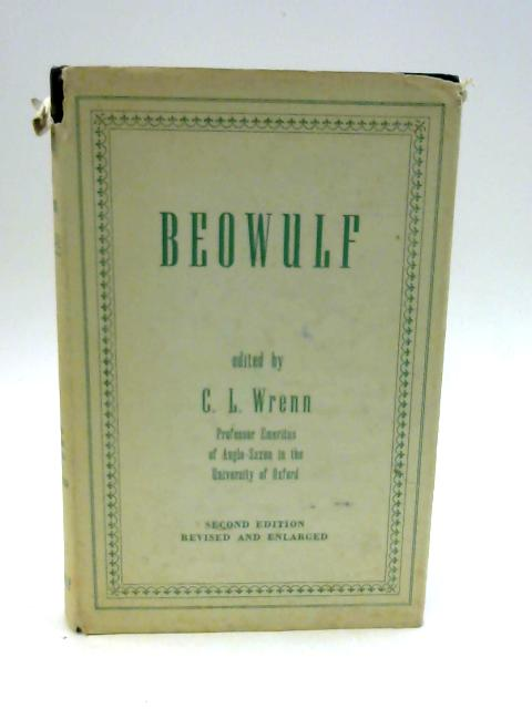 Beowulf; With the Finnesburg Fragment by Wrenn CL (ed)