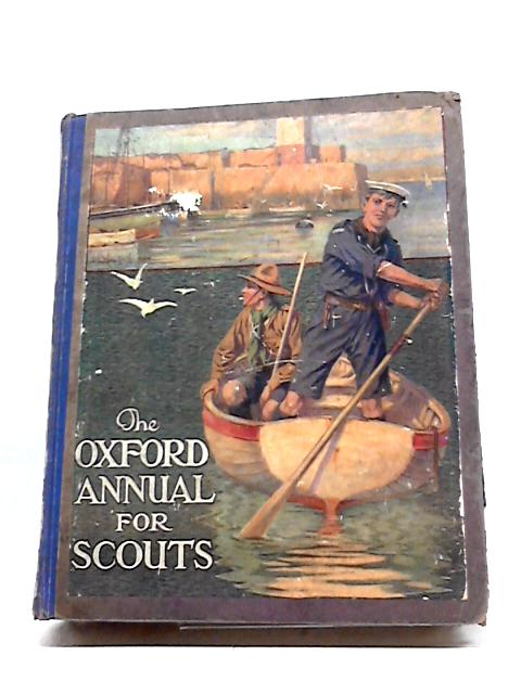 Oxford Annual For Scouts by Strang