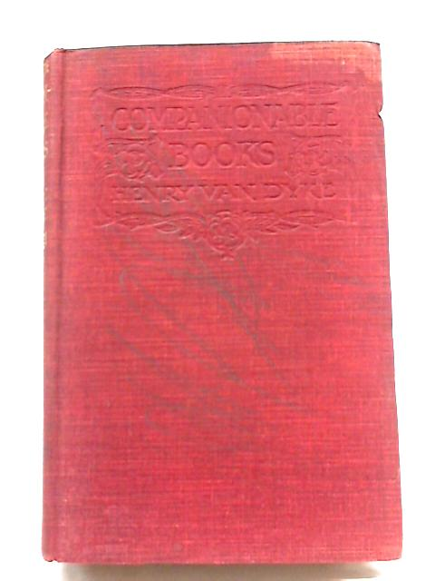 Companionable Books by Van dyke