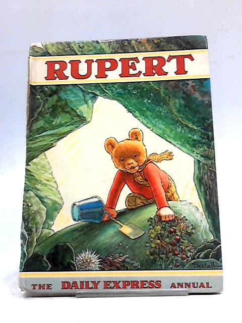 Rupert And The Gomnies. And Other Stories. (The Daily Express Annual) by No Author