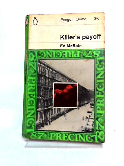 Killer's Payoff by Ed Mcbain