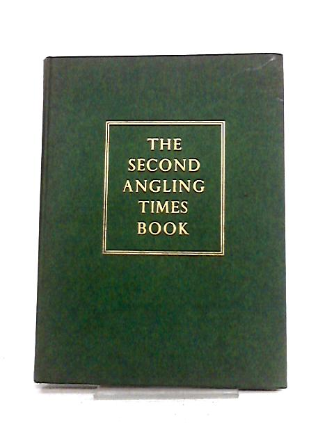 The Second Angling Times Book by Tombleson and Thorndike