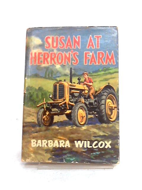 Susan at Herron's Farm by Barbara Wilcox
