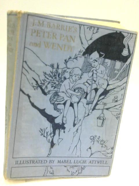 Peter Pan and Wendy (J.M. Barrie - 1953) (ID:18346) | eBay