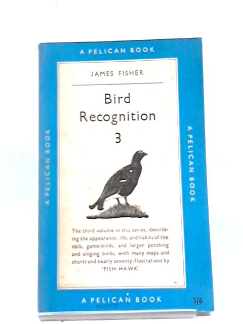 Bird Recognition 3 by James Fisher