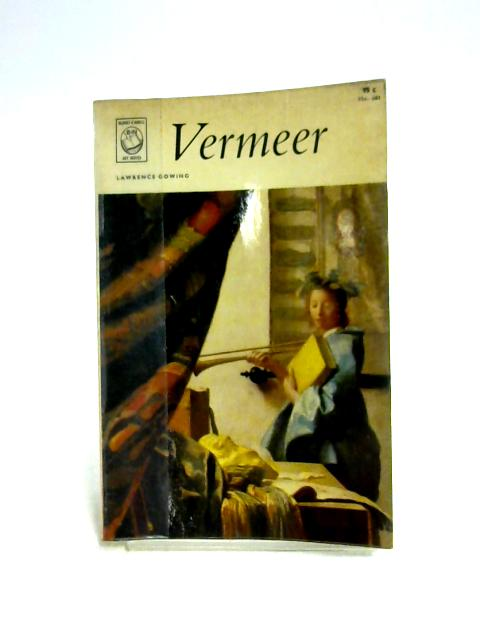Jan Vermeer by Lawrence Gowing