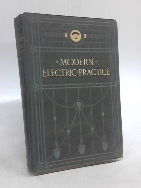 Modern Electric Practice - Volume V by Magnus Maclean