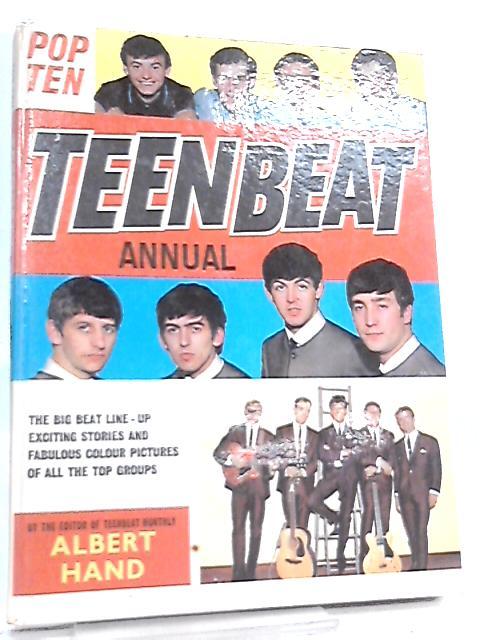Teenbeat Annual 1965 by Albert Hand