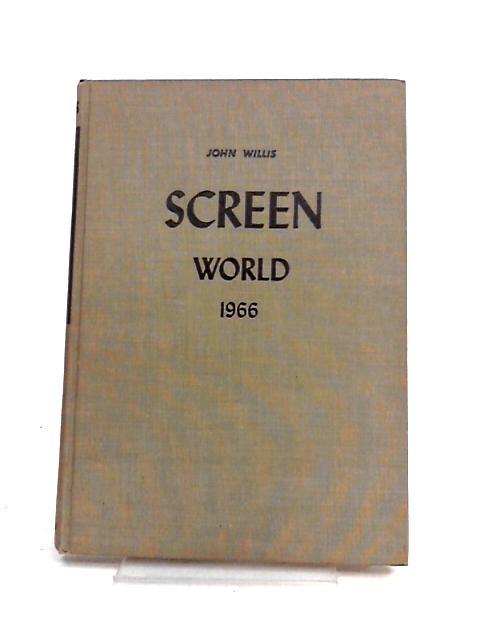 Screen World: Vol 17 by John Willis (ed)