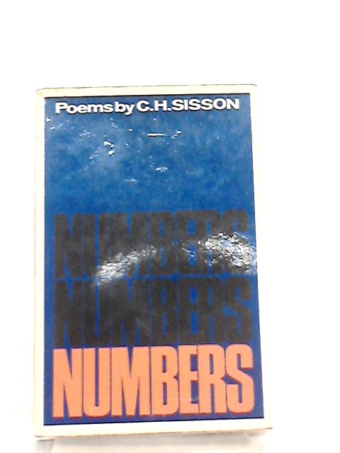 Numbers by C. H. Sisson