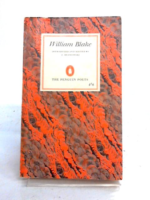 William Blake: A Selection of Poems and Letters by William Blake