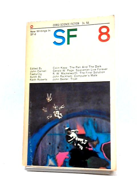 New Writings in S.F.-8 by John Carnell