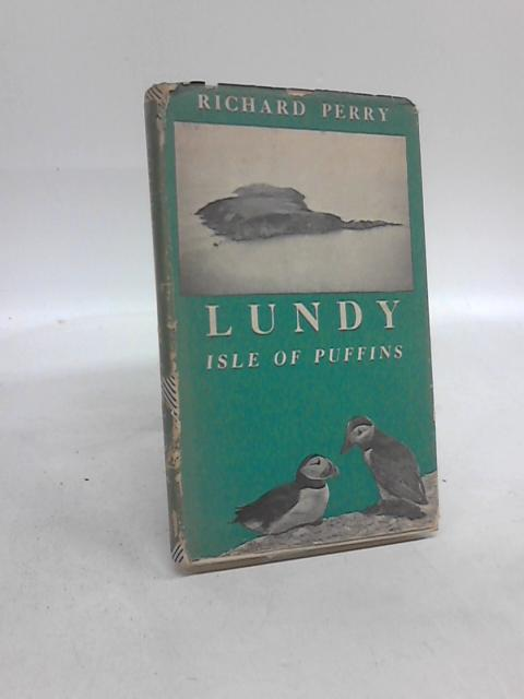 Lundy Isle of Puffins by Richard Perry