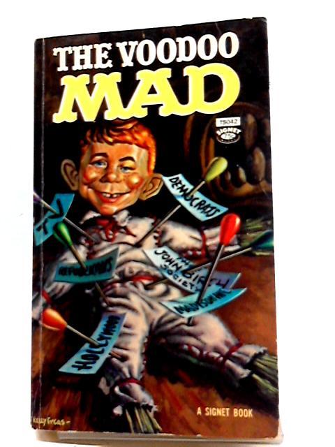 The Voodoo Mad by Albert B. Feldstein