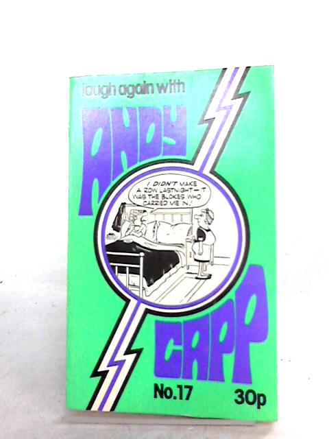Laugh Again With Andy Capp No.17 by Smythe, Reg