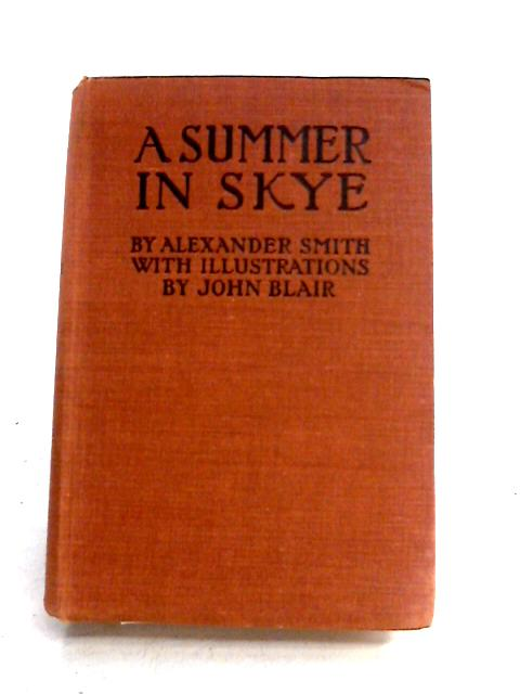 A Summer in Skye by Alexander Smith