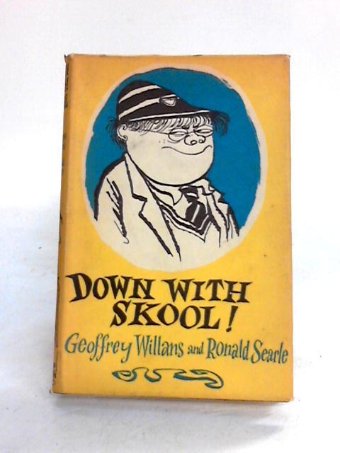Down with Skool by Geoffrey Williams