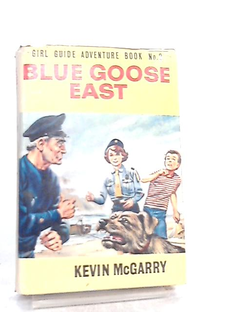 Blue Goose East by Kevin McGarry