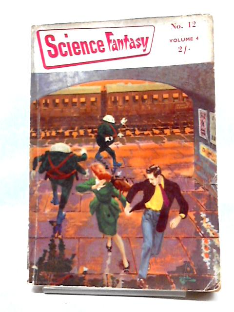 Science Fantasy Volume 4 No. 12 1955 by Editor John Carnell