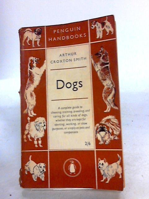 Dogs by Smith, Arthur Croxton