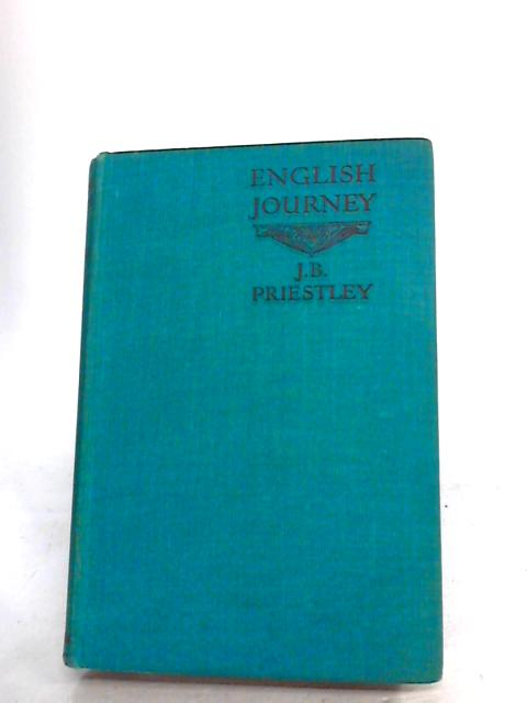 English Journery by Priestley ,jb