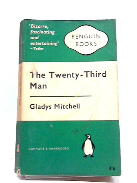 The Twenty-Third Man by Gladys Mitchell