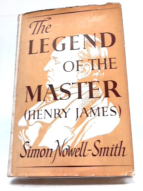 The Legend of the Master by Simon Nowell-Smith