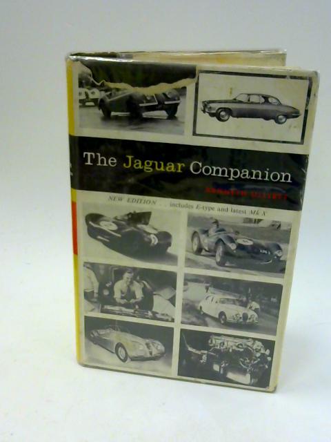 The Jaguar Companion by Ullyett , Kenneth