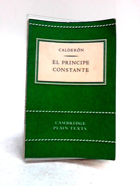 El Principe Constante by Calderon