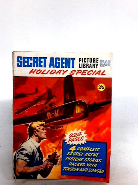 Secret Agent Holiday Special By Anon