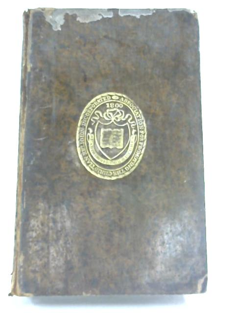 The Lives of Dr John Doone, Sir Henry Wooton, Richard Hooker, George Herbert and Dr Robert Sanderson by Izaak Walton