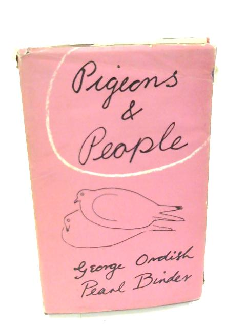 Pigeons and People by Ordish, George