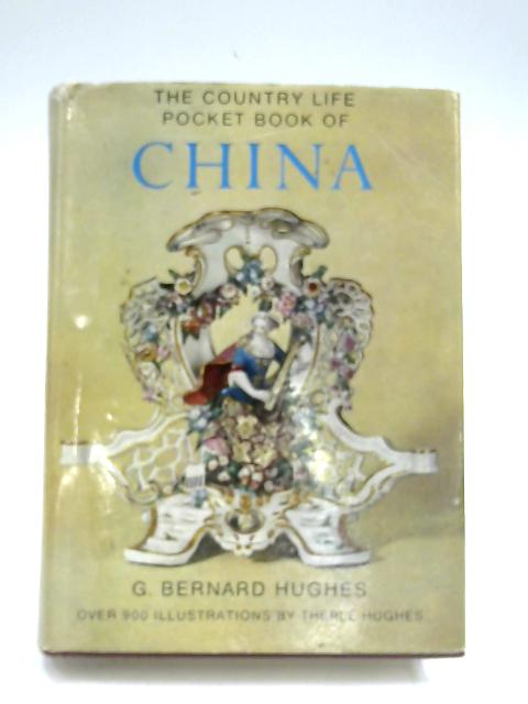 The 'Country Life' Pocket book of China by G. Bernard Hughes