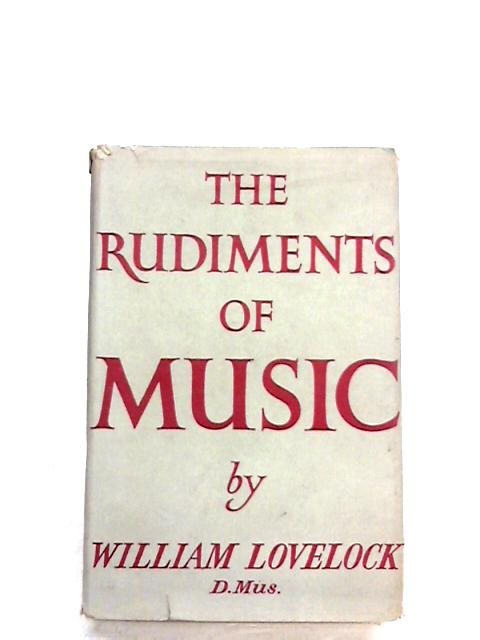 The rudiments of music by Lovelock, William